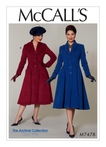 Sewing Pattern Womens Coat Fall Trendssewing Patterns For Jackets Vests And Coats Weallsew