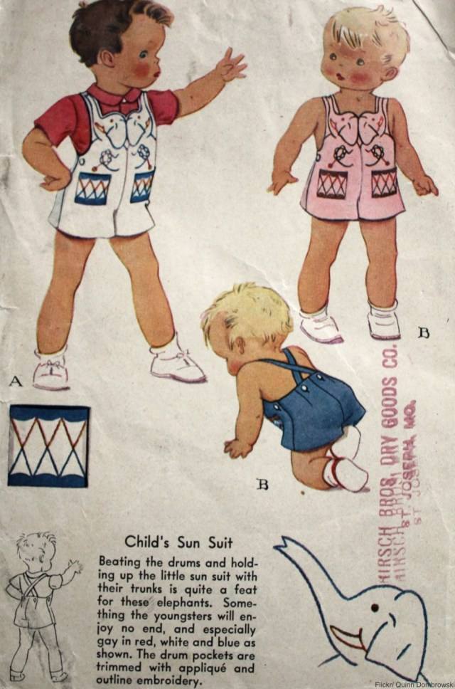 Sewing Patterns For Kids Vintage Childrens Sewing Pattern House Of Fashionvintage