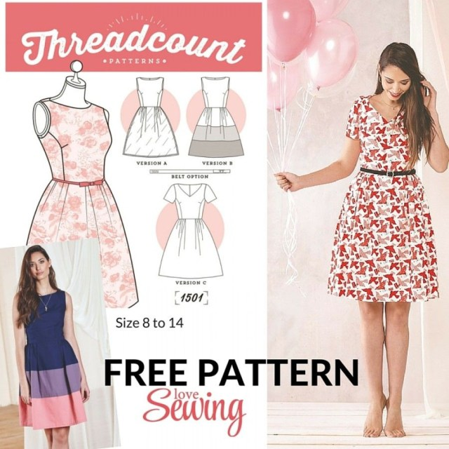 Sewing Patterns Free 20 Gorgeous Free Sewing Patterns For Dresses Sewing Pinterest