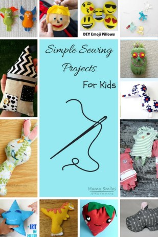 Sewing Patterns Free Projects Crafts Diy Simple Sewing Projects For Kids Easy And Fun To Sew Hand