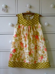 Sewing Patterns Girls Little Girls Dress Patterns Simple This Pattern Is Simple Enough