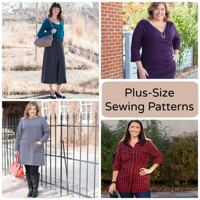 Sewing Patterns Plus Size 7 Plus Size Sewing Patterns Youll Love