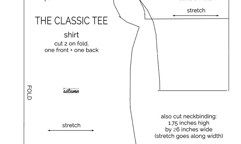 Shirt Sewing Patterns The Classic Tee Sewing Ahas Pinterest Sewing Sewing Patterns