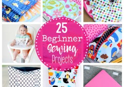 Simple Sewing Patterns 25 Beginner Sewing Projects