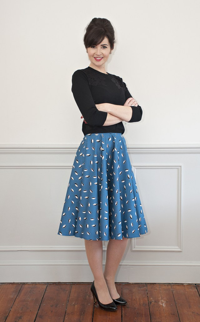 Skirt Sewing Patterns Sew Over It Full Circle Skirt Sewing Pattern Sew Over It Online