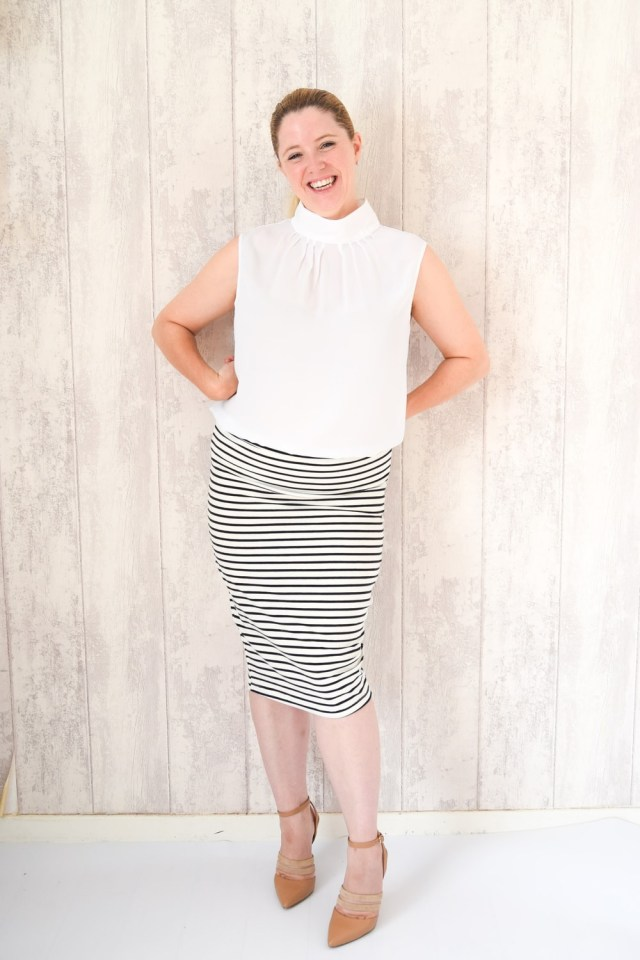Skirt Sewing Patterns The Peggy Pencil A Ladies Knit Pencil Skirt Pattern