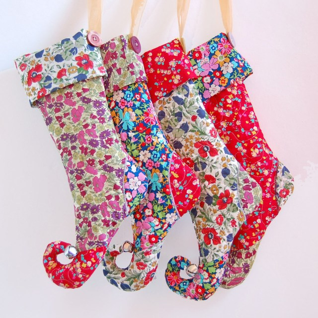 Stocking Sewing Pattern 25 Adorable And Free Diy Stockings