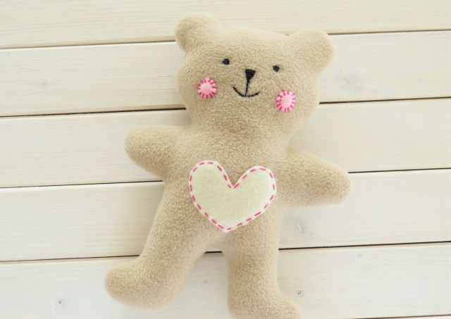 Teddy Bear Sewing Pattern 10 Adorable Teddy Bear Sewing Patterns