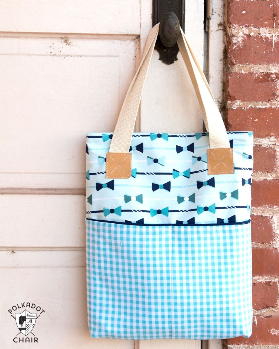 Tote Bag Sewing Pattern A New Tote Bag Sewing Pattern Sewing Pinterest Tote Bag