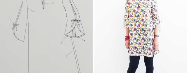 Tunic Sewing Pattern Tunic Dress Is This The Best Japanese Sewing Pattern Maker Sew