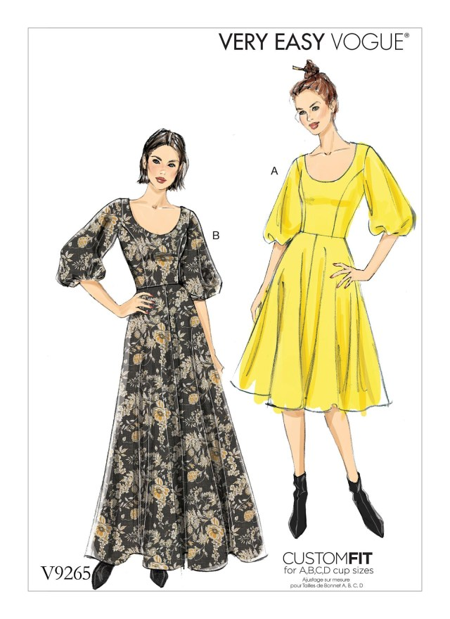 Vogue Sewing Patterns V9265 Vogue Patterns Sewing Patterns Pinterest Sewing