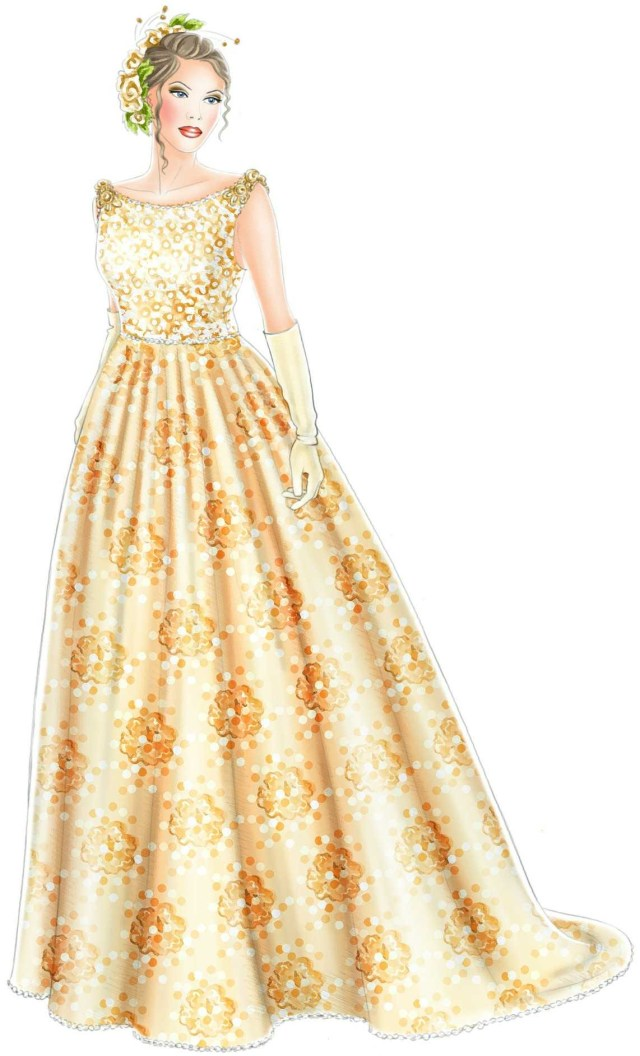 Wedding Dress Patterns To Sew Wedding Dress Sewing Pattern 5212 Made To Measure Sewing Pattern