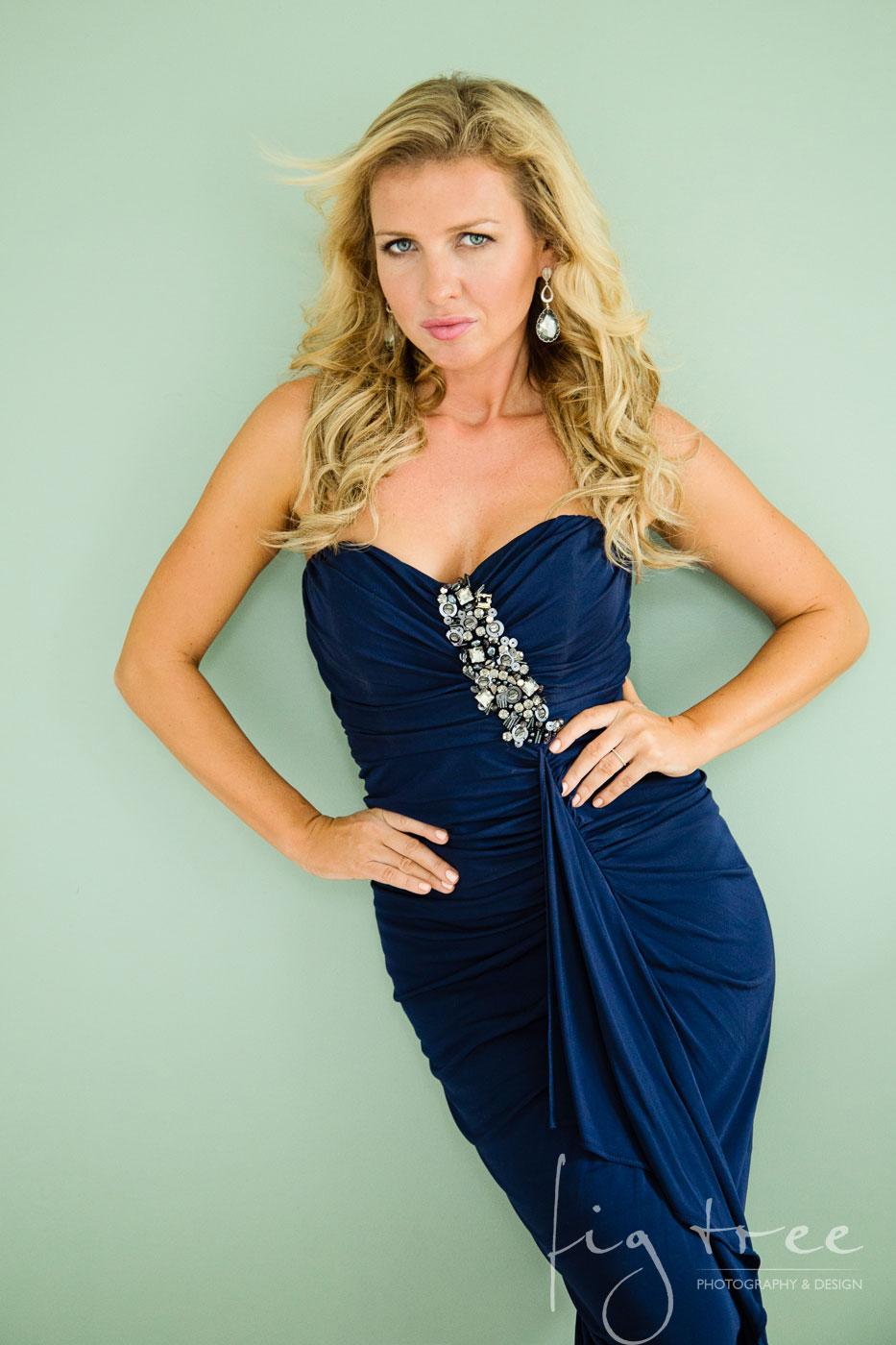 Beautiful glamour portrait - Aleksandra from Philadlephia