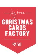 Christmas Card factory