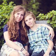 Family session with Ania and Stuart