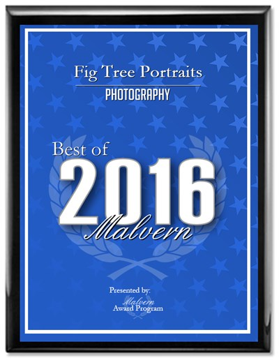 Best Photographer in Malvern – again!