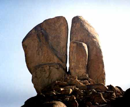 Rock Sinai
