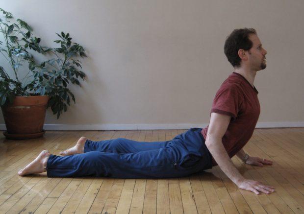 pentru a crește yoga de erecție