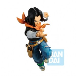 Eredeti Dragon Ball figurák - Android 17