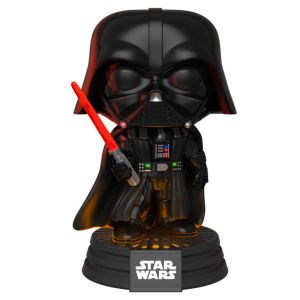 POP figure Star Wars Darth Vader Electronic lights and sound