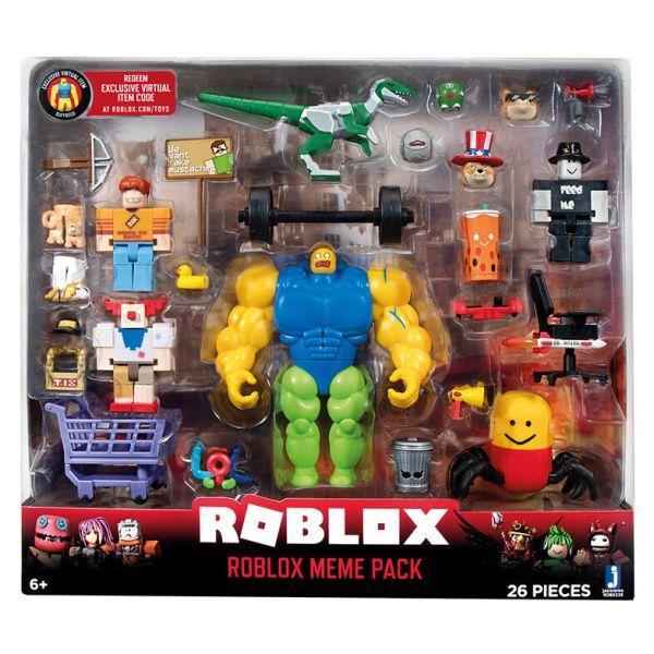 Roblox - Roblox Meme Pack playset