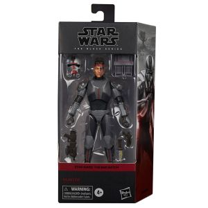 Star Wars The Bad Batch Hunter figure 15cm