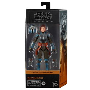 Star Wars The Mandalorian Bo-Katan Kryze figure 18cm