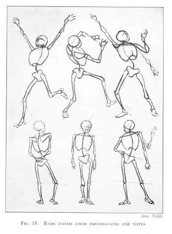 How to Draw Action
