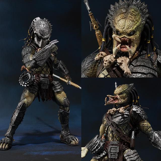 S.H.MonsterArts プレデター ウルフ