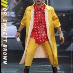 更新!【あみあみ】ムービー・マスターピース 『バック・トゥ・ザ・フューチャー PART2』 1/6スケールフィギュア エメット・ブラウン博士
