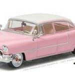 """あみあみ新着!1/43 Elvis Presley (1935-77)-1955 Cadillac Fleetwood Series 60""""Pink Cadillac""""with Elvis Presley Figure フィギュア新作速報"""