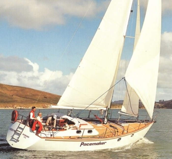 ganley sailing short