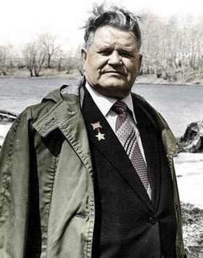 Vasily Zaytsev Old