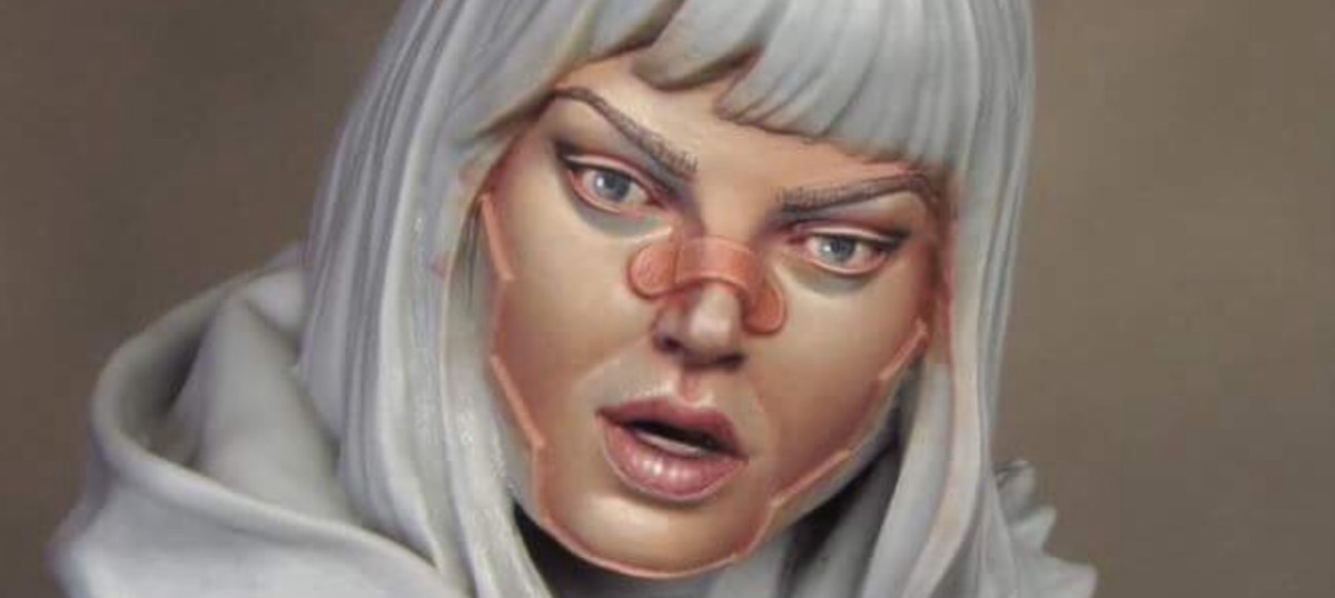 Painting Flesh Tones with Layered Glazes by David Soper