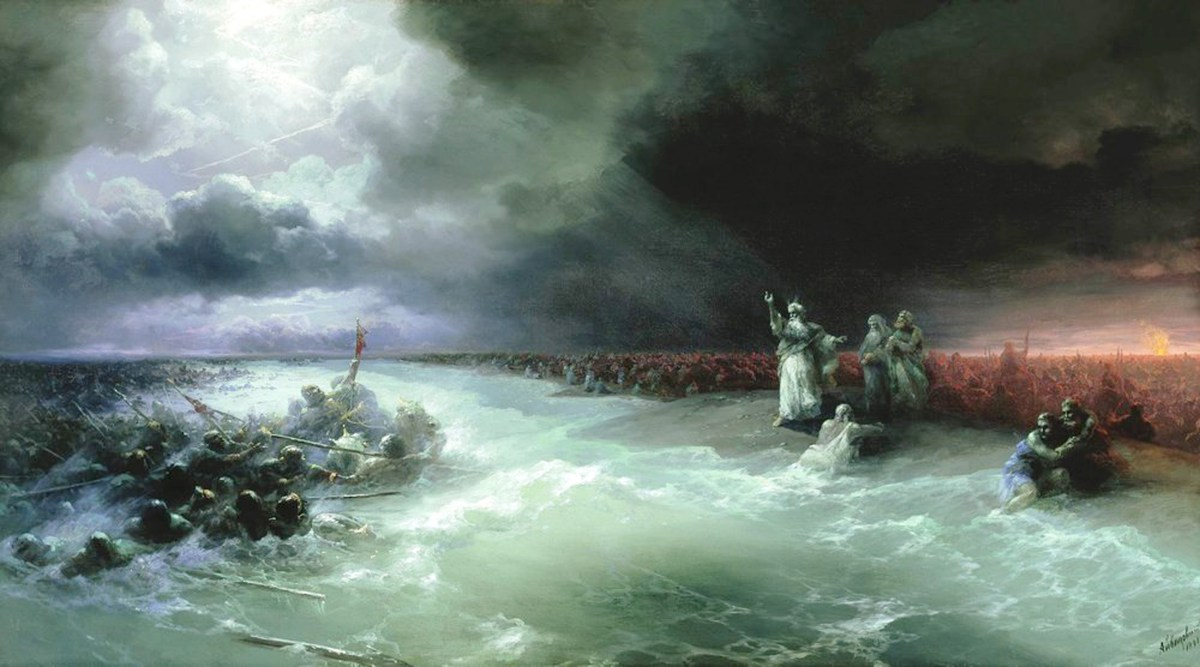 Lessons from the Past - Ivan Aivazovsky