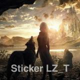 Sticker LZ _ T Oficial
