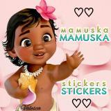 Mamuska Stickers 🎅🏼♡