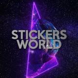 Stickers World 5