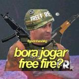 FIGURINHAS DE FREE FIRE