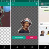 App para fazer Figurinhas
