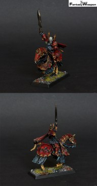 Mounted Vampire Lord