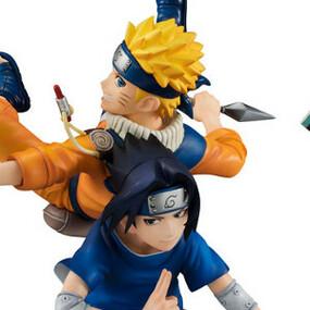 Naruto Uzumaki und Sasuke Uchiha  Naruto GEM Remix  English