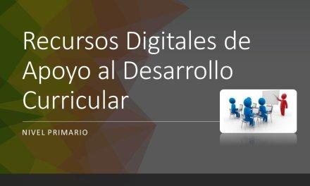 Recursos Digitales NIvel Primario