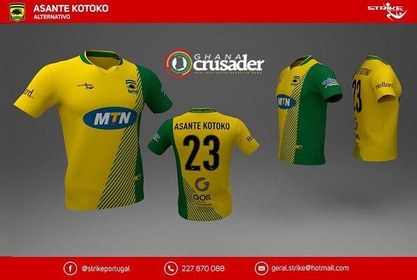Asante Kotoko Kits For 2019/2020 Season – Fiila Fm