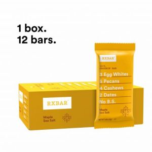 Maple Sea Salt RxBar