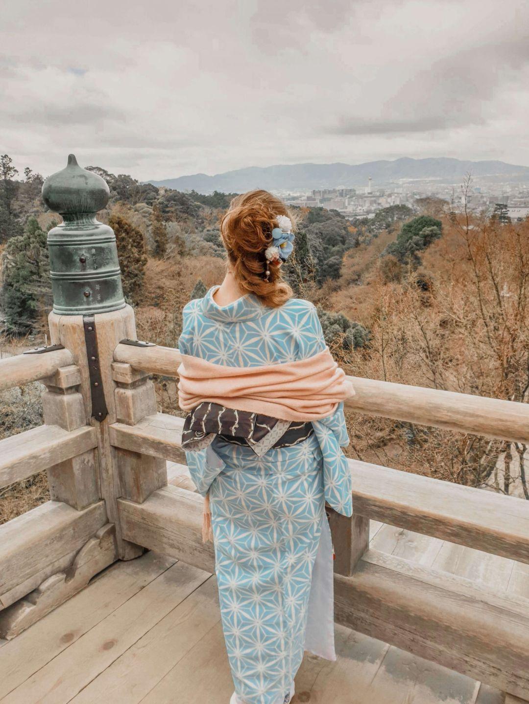 kimono rental kyoto near kiyomizu temple fiixii