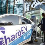 Charge EV de Corea