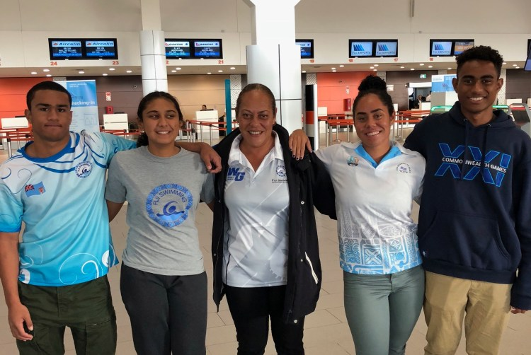 Team to the 2018 AON NZ Open Champs