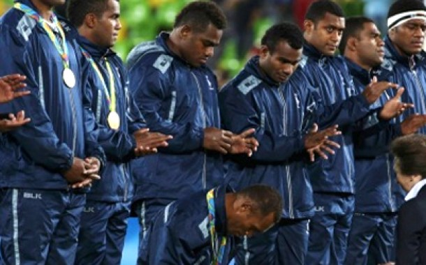 World Amazed By Fiji 7s Team Humility