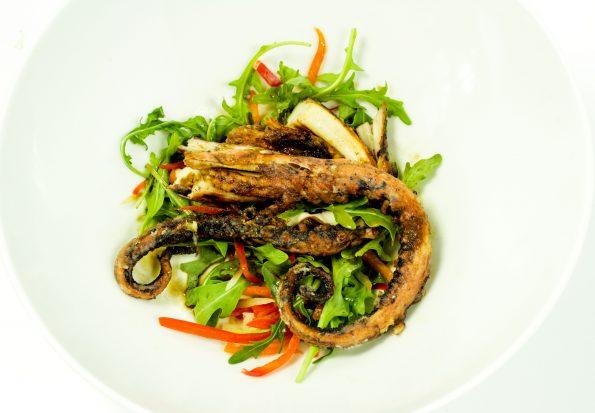Vis octopus recept octopus maken octopus bereiden inktvis recept inktvis maken inktvis bereiden inktvis gestoofde inktvis gebakken inktvis carpaccio van inktvis
